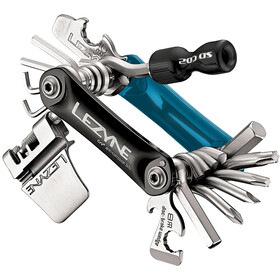Lezyne Rap-21 CO2 Multifunction Tools blue/black